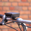 black front Rydon bicycle light solar dutch design
