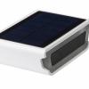 witte voorkant Rydon fietslamp solar dutch design