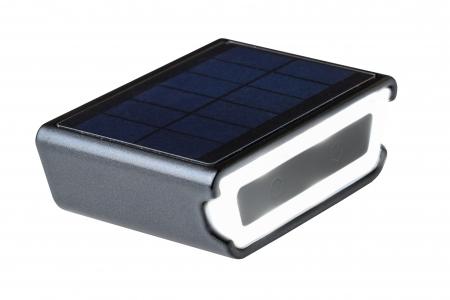 Black Rydon bicycle light solar dutch design