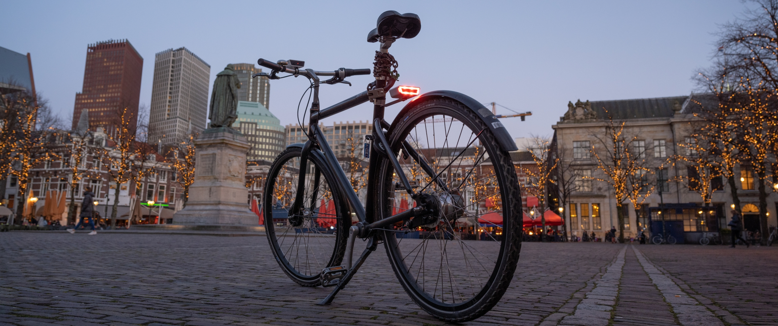 Rydon rear bicyle lights in The Hague