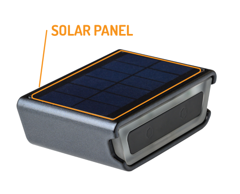 bicycle solar panel sustainable